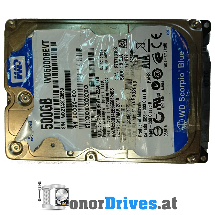 WD500BEVT 64BIT DRIVER DOWNLOAD