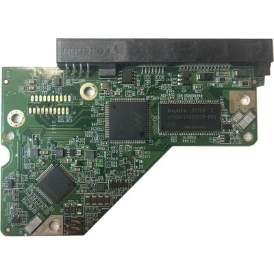Western Digital - PCB - WD5003ABYX - 13. November 2010 - 500GB