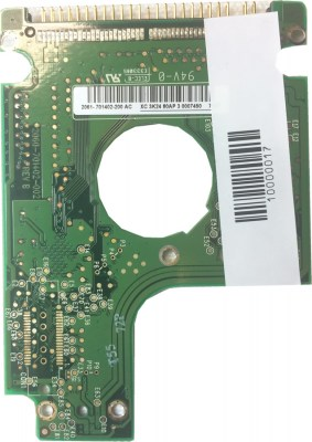 Western Digital - PCB - WD1200UE - 16.05.2007 - 120GB
