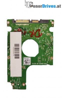 Western Digital - PCB - 2060-800025-001 Rev. P2