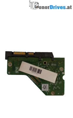 Western Digital - PCB - 2060-701537-003 Rev. A