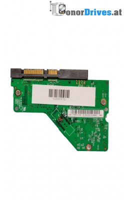 Western Digital - PCB - 2060-701640-001 Rev. A